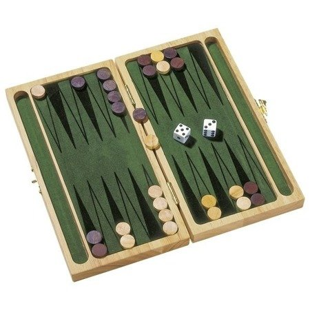 Backgammon, Goki
