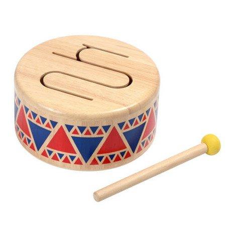 Bębenek drewniany, Plan Toys PLTO-6404