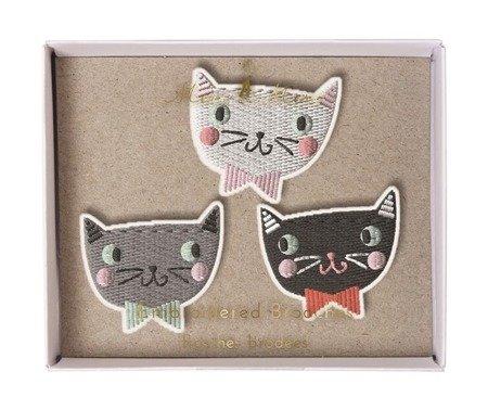 Broszki Kot