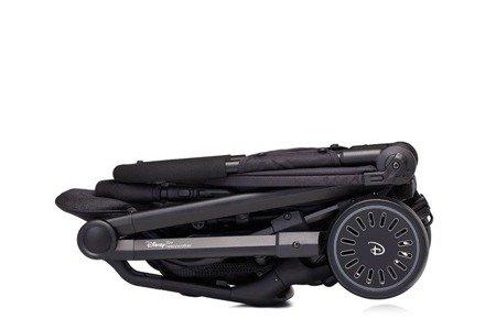 Disney by Easywalker Buggy XS Wózek spacerowy z osłonką przeciwdeszczową Mickey Diamond