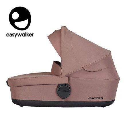 Easywalker Charley Gondola do wózka Desert Pink (zawiera osłonkę przeciwdeszczową)