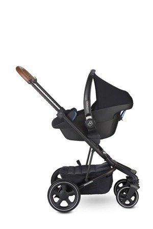 Easywalker Harvey²  Premium Wózek głęboko-spacerowy  Sapphire Blue  (zawiera stelaż, siedzisko z budką, pałąk, folię przeciwdesz. i adapter wysokości)