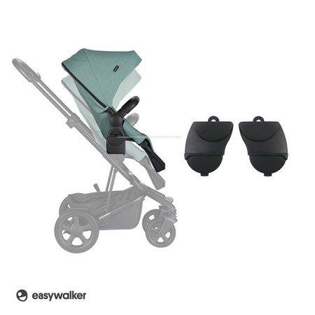 Easywalker Harvey2 Zestaw adapterów wysokości do wózka