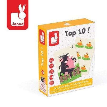 Gra strategiczna Top 10, JANOD