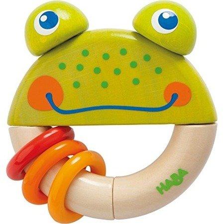 Grzechotka - gryzak Żabka Frido
