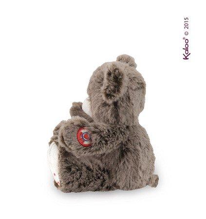 Kaloo Miś czekoladowy brąz 19 cm kolekcja Rouge