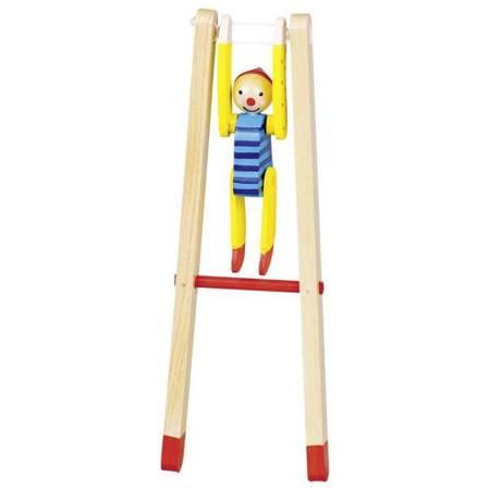 Klaun akrobata, Goki