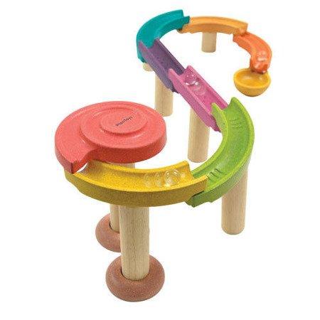 Kolorowy tor kulkowy standard, Plan Toys®