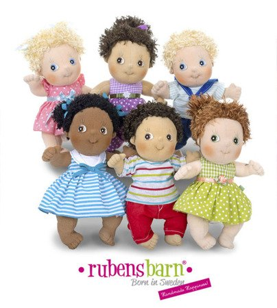 Lalka Rubens Cutie, Emelie, Rubens Barn, RB-150010