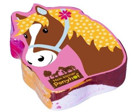 Magiczny ręcznik przedszkolaka Koń mój przyjaciel Pony