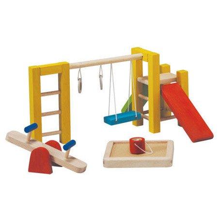 Mebelki dla lalek Plac zabaw, Plan Toys PLTO-7153