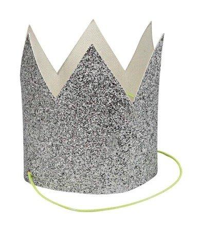 Mini Korony srebrne