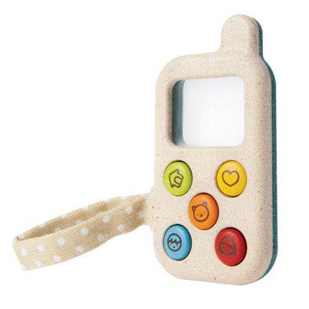 Mój pierwszy telefon, Plan Toys PLTO-5674