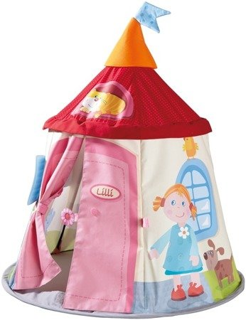 Namiot dla lalek - Ogrodowy domek Lilli