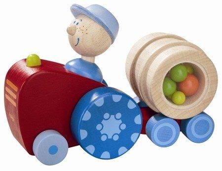 Pojazd drewniany - Traktorek Terry