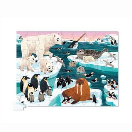 Puzzle 72 el. Zwierzęta arktyczne