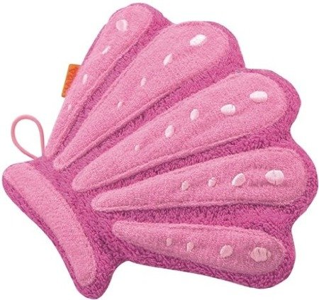 Rękawiczka-myjka Muszelka