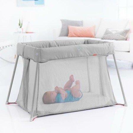 Wielofunkcyjne łóżeczko turystyczne 2w1