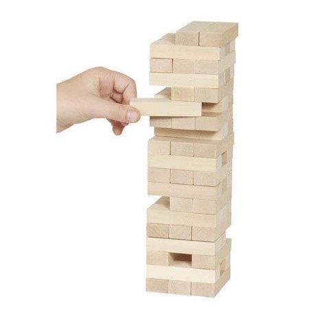 Wieża do układania, gra zręcznościowa, Goki HS 530
