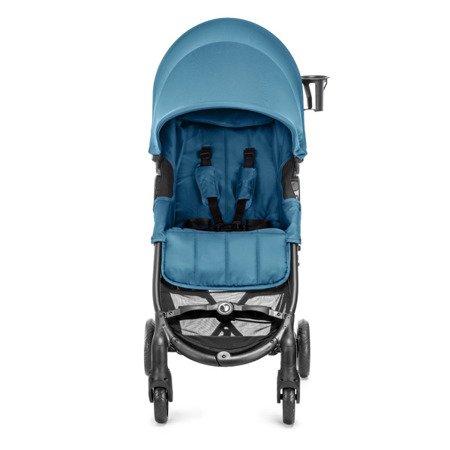 Wózek CITY MINI ZIP TEAL 24429 Baby Jogger+pałąk+uchwyt
