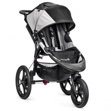 Wózek SUMMIT X3 BLACK/GRAY 31410 Baby Jogger