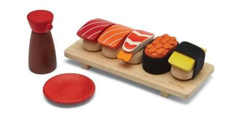 Zestaw Sushi, Plan Toys